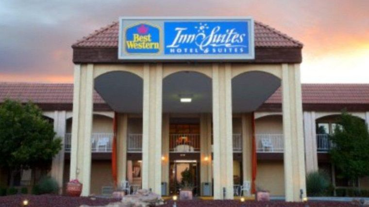 Best Western Albuquerque Airport photos Exterior