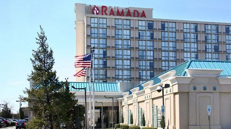 Ramada Plaza Newark Airport photos Exterior
