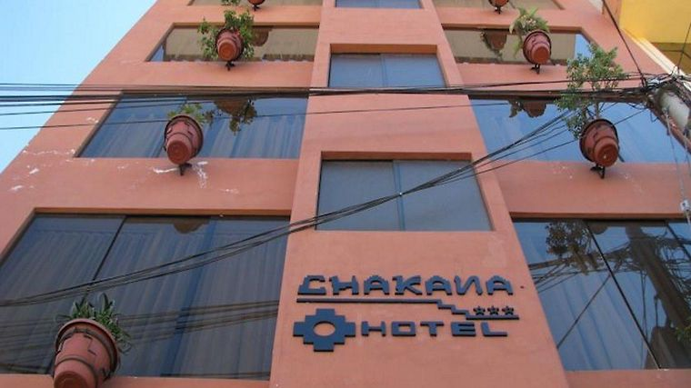 Chakana Hostel photos Exterior