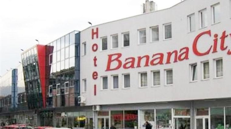 Banana City Hotel Sarajevo 3 Bosnia Herzegovina From Us 56