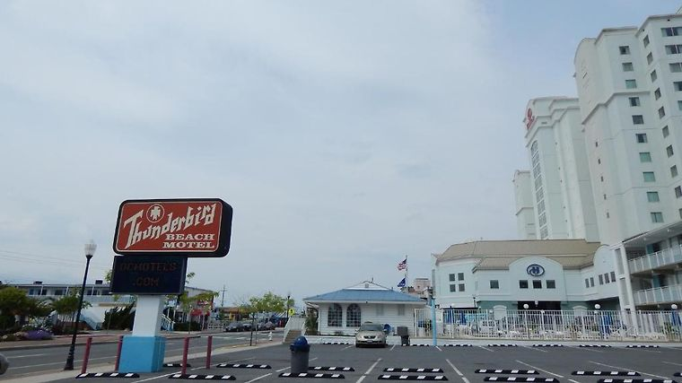 Hotel Thunderbird Beach Motel Ocean City Md 2 United States From Us 133 Booked