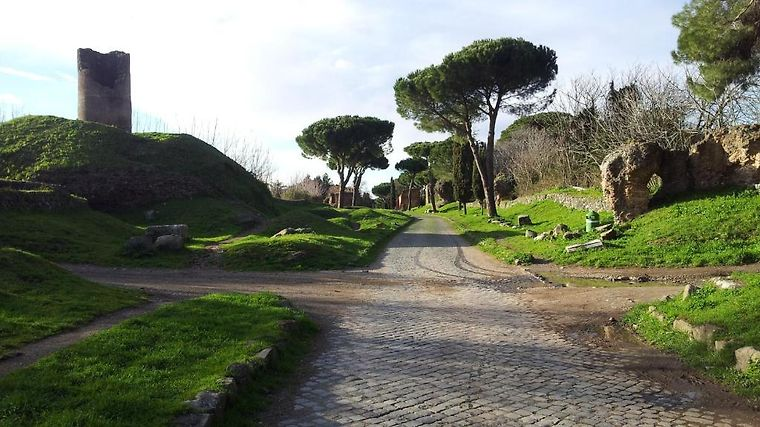 Appia Antica Resort Exterior Hotel information