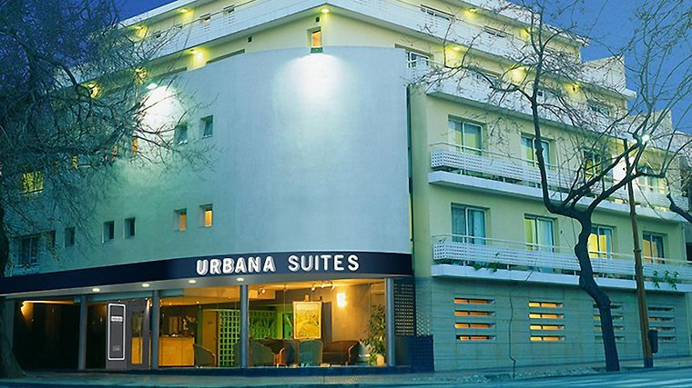 Urbana Suites Apart photos Exterior