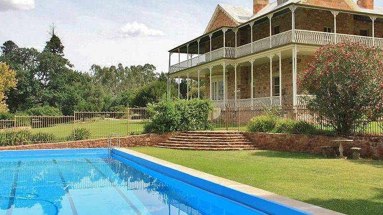 Hotel Bungaree Station Bed And Breakfast Clare 4 Australia From Us 179 Booked