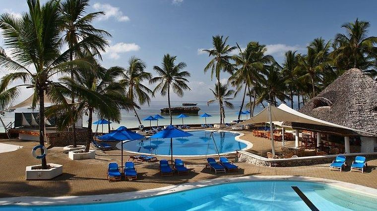 Hemingways - Watamu Facilities Pool
