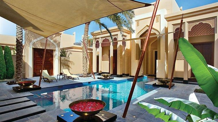 Al Areen Palace And Spa Facilities Pool