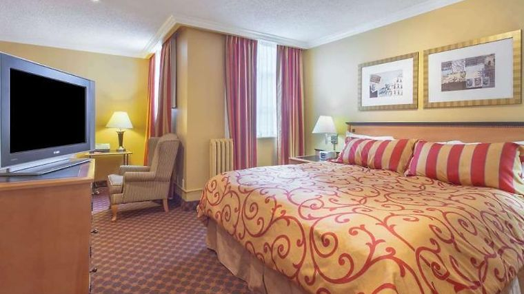 Howard Johnson Hotel Vancouver Room