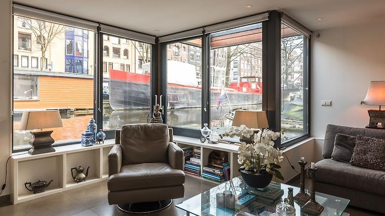 Hotel Houseboat Apartment Sumatra Amsterdam Netherlands From Us 410 Booked