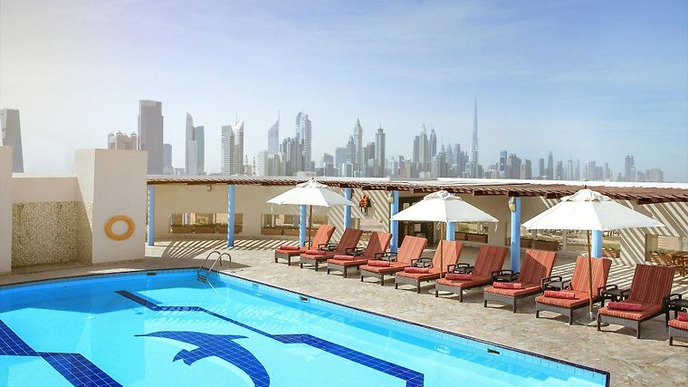 Hotel Jumeira Rotana Dubai 4 United Arab Emirates From Us 124 Booked