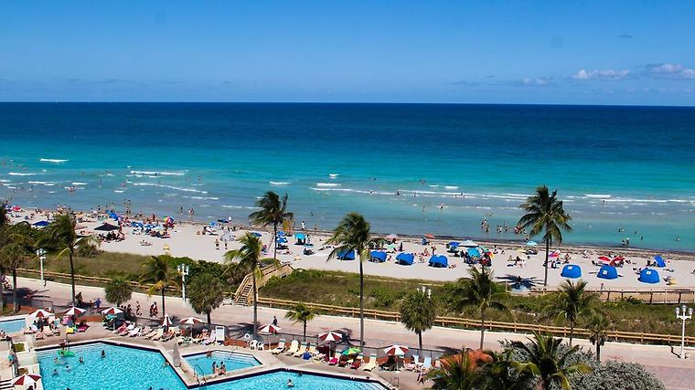 Hotel Hollywood Beach Resort Cruise Port Fl United States From Us 136 Booked