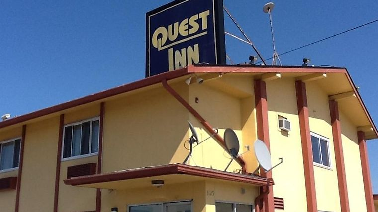 Quest Inn Motel Exterior Quest Inn