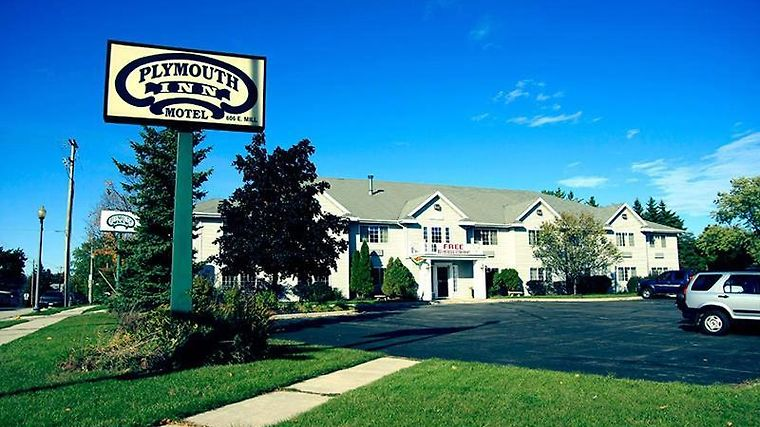 Plymouth Inn Exterior Hotel information