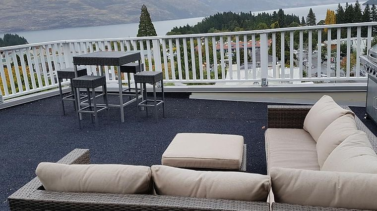 CENTRAL LAKEVIEW LODGE QUEENSTOWN (New Zealand) - from US