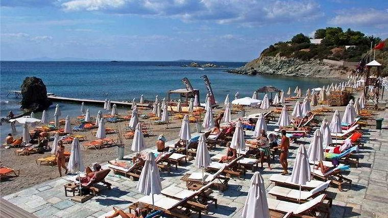Hotel Eden Beach Resort Anavyssos 4 Greece From Us 114 Booked