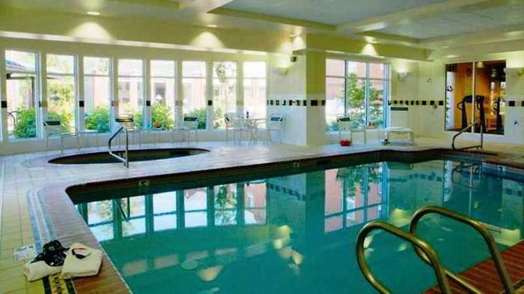HOTEL HILTON GARDEN INN CORVALLIS, OR 3* (United States) - from US ...