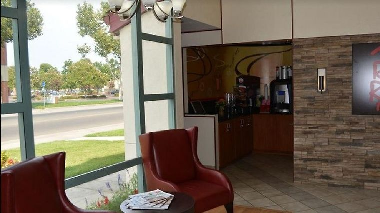 °HOTEL RED ROOF INN RANCHO CORDOVA, CA 2* (United States)   From US$ 87 |  BOOKED