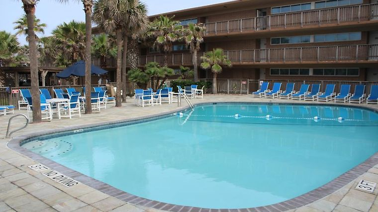 °ISLAND HOUSE BEACHFRONT CONDO HOTEL CORPUS CHRISTI, TX 3* (United States)  - from US$ 268 | BOOKED