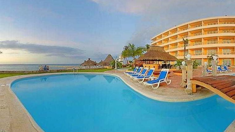 HOTEL EL COZUMELENO BEACH RESORT COZUMEL 4 Mexico from US