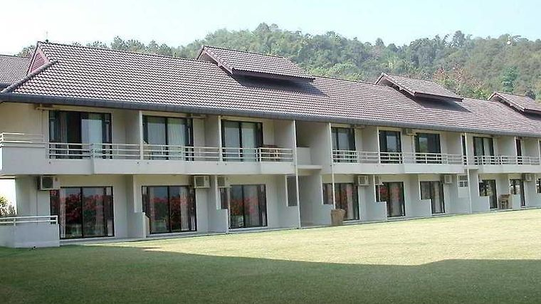 Doi Tung Lodge Exterior