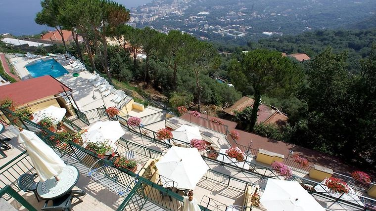 HOTEL RESIDENCE LE TERRAZZE SORRENTO 3* (Italy) - from US$ 354 | BOOKED