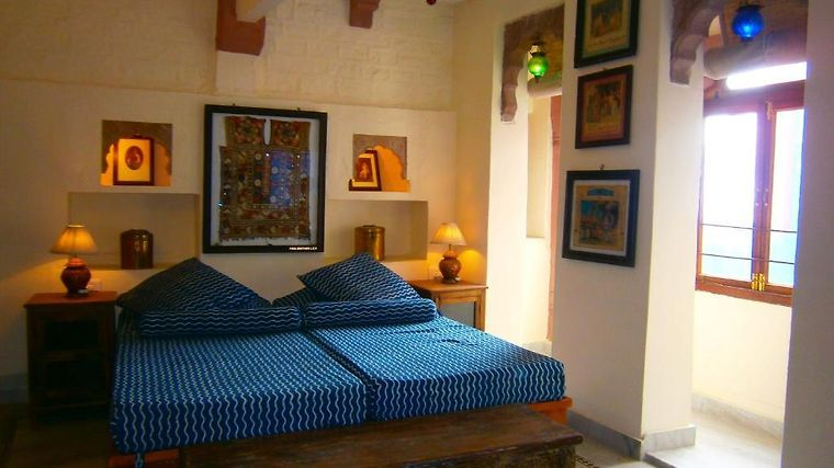 Juna Mahal Boutique Home Stay Exterior Hotel information