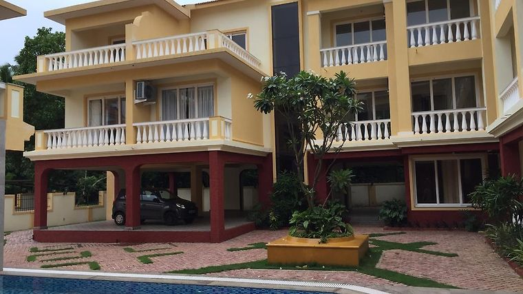 °AMBER GARDENS   TRANQUIL AND CHARMING APARTMENT BARDEZ (India)   From US$  73 | BOOKED