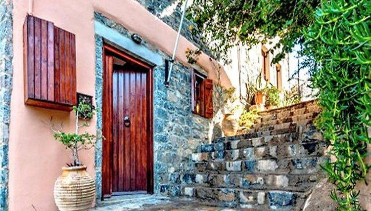 The Traditional Villas Of Crete Exterior