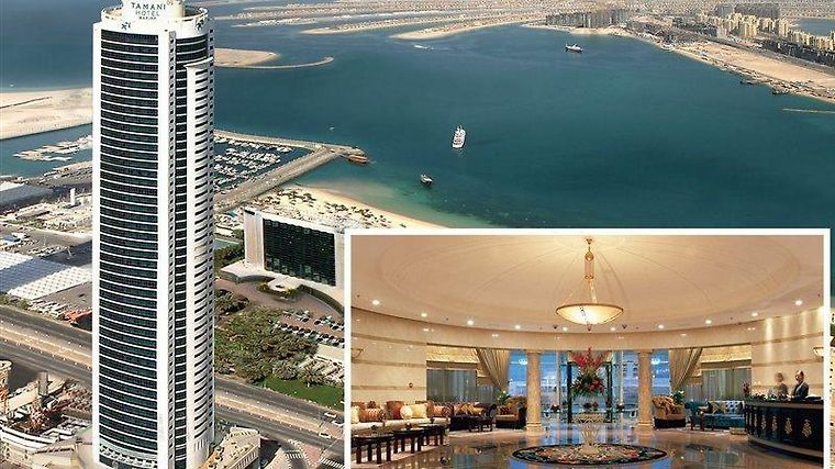 °TAMANI MARINA HOTEL U0026 APARTMENTS DUBAI 5* (United Arab Emirates)   From  US$ 219 | BOOKED