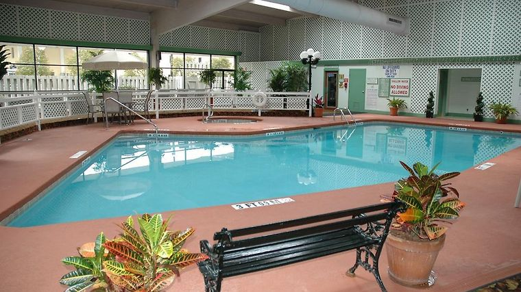 Charleston Airport Hotel North Sc 3 United States From Us 93 Booked