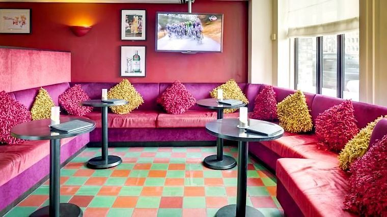 EDEN HOTEL AMSTERDAM 3* (Netherlands) - from US$ 248 | BOOKED