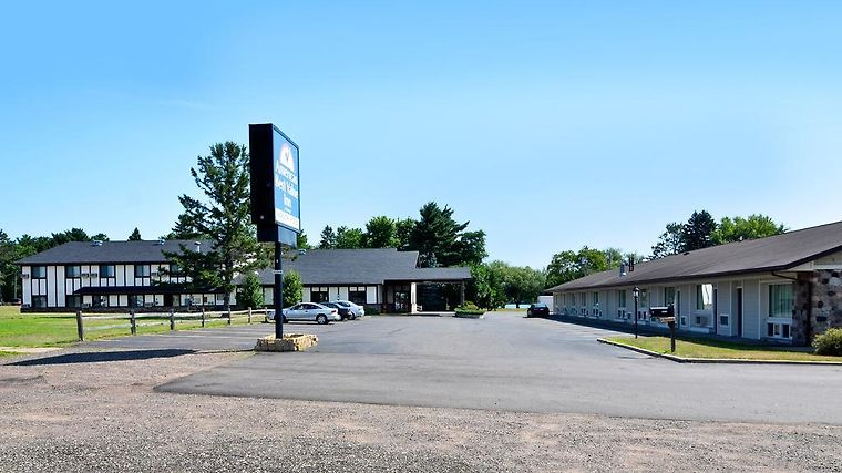 Hotel Americas Best Value Inn Hayward Lakes Wi 2 United States From Us 85 Booked