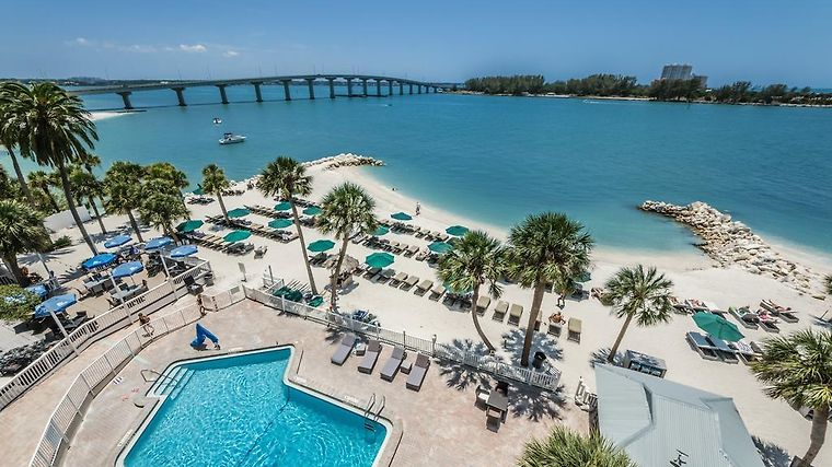 Dreamview Beachfront Hotel Resort Clearwater Beach Fl 3 United States From Us 185 Booked