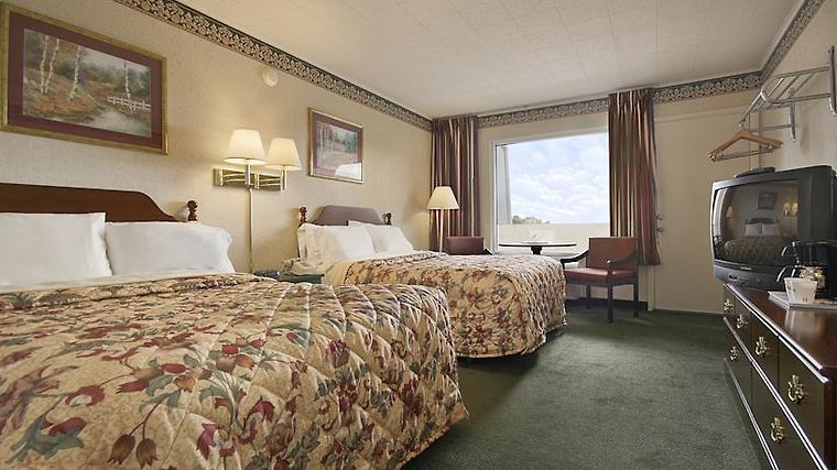 Days Inn Tannersville Room