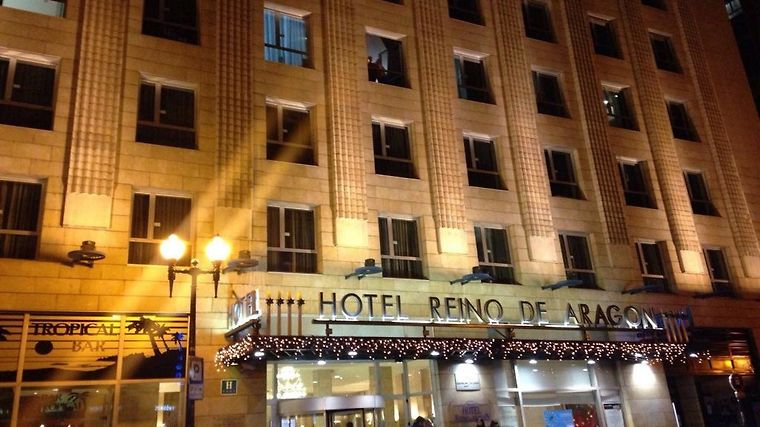 HOTEL VINCCI ZARAGOZA ZENTRO ZARAGOZA 4 Spain from US 129 BOOKED