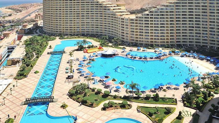 Hotel Porto Sokhna Beach Resort Ain Sukhna 5 Egypt From 105