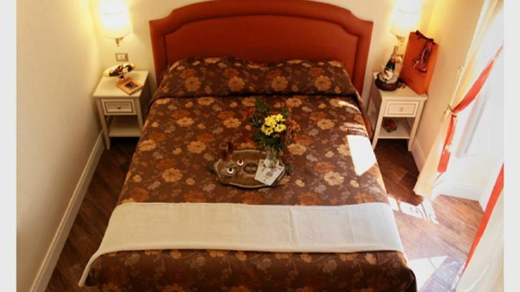 Locanda Colosseo Room