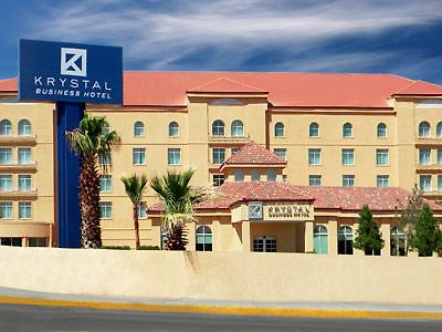 Hotel Krystal Business Ciudad Juarez 4 Mexico From Us 77 Booked