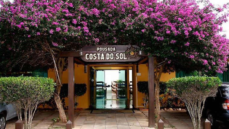 Costa Do Sol Pousada Exterior Hotel information