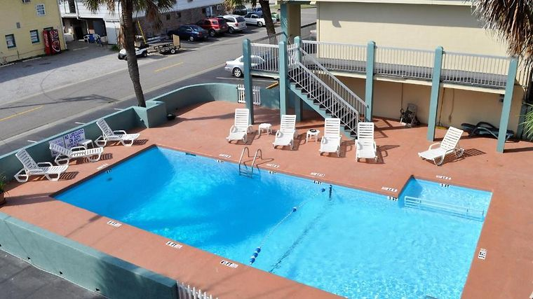 Hotel Calypso Motor Inn Myrtle Beach Sc 2 United States From Us 72 Booked