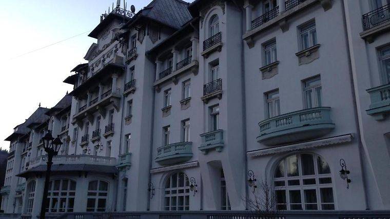 Palace Exterior Hotel information