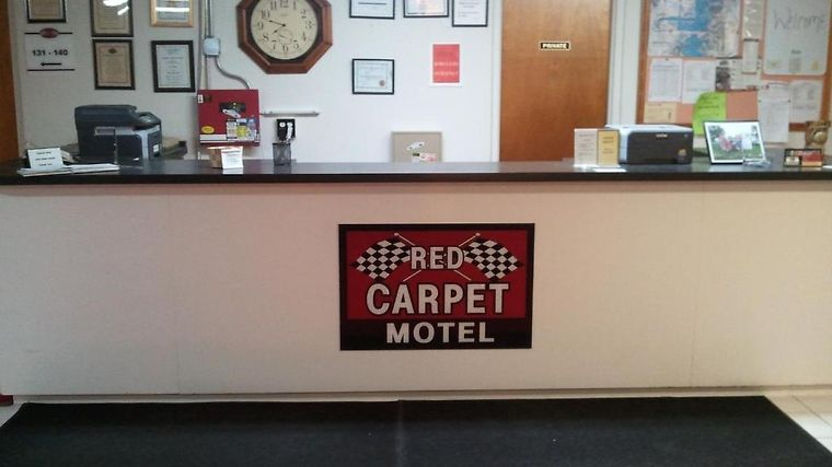 Red Carpet Motel - Knoxville Exterior Hotel information
