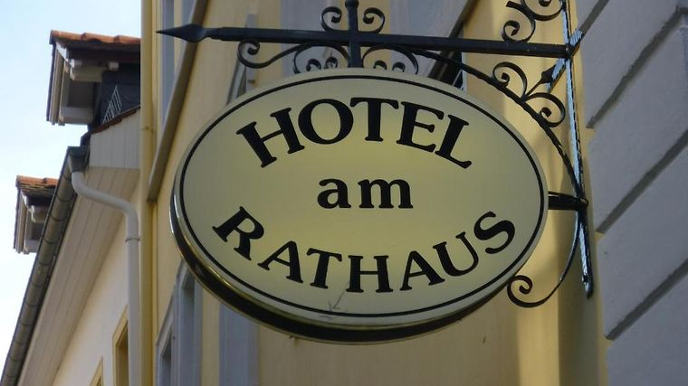 Hotel Am Rathaus photos Exterior Hotel information