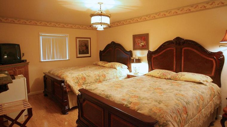Buona Sera Inn Grants Pass Room Hotel information