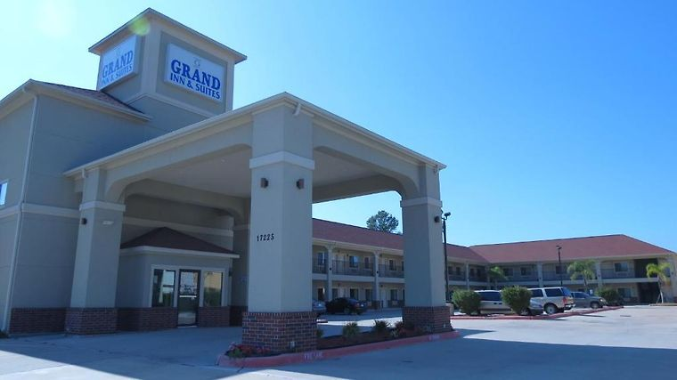Grand Inn And Suites Exterior Hotel information