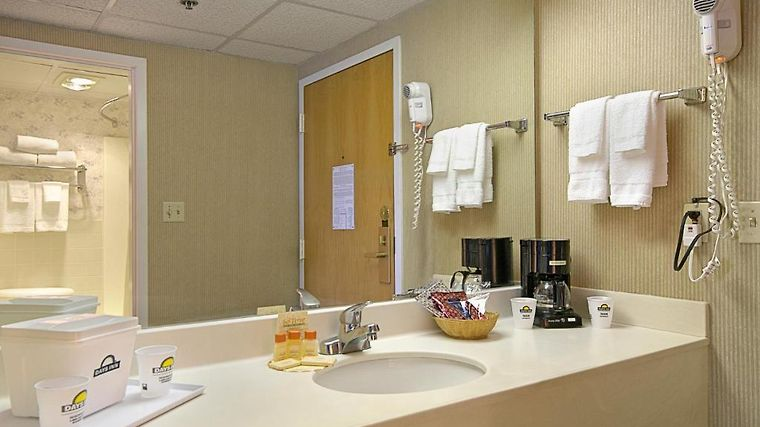 Days Inn Reading Wyomissing Room Hotel information