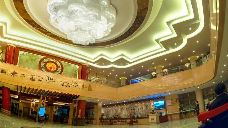 Luoyang New Friendship Hotel Exterior Hotel information