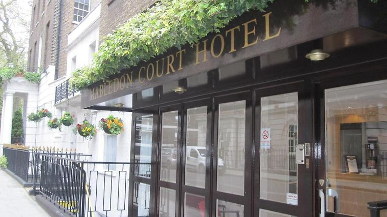 Mabledon Court Exterior Hotel information