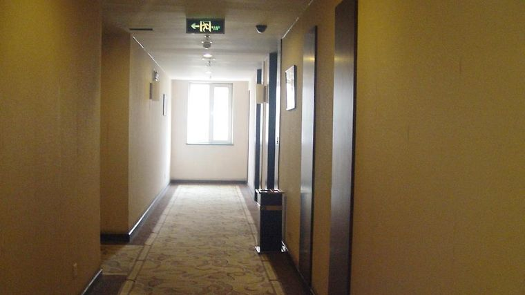 Hongrun Business Hotel Beijing photos Exterior Hotel information