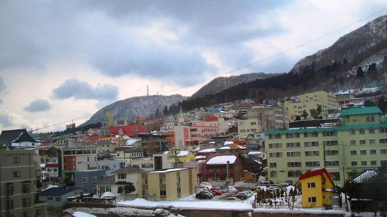 Hakodate Motomachi Hotel Exterior Photo album