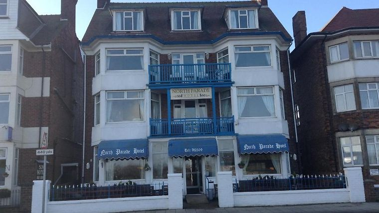 Hotel North Parade Seafront Accommodation Skegness 3 United Kingdom From 53 Hotelmix